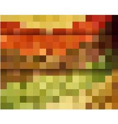 Orange ractangular abstract wallpaper vector