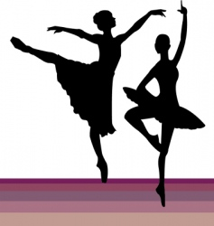 pairs dancing vector image