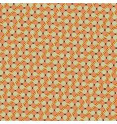 Retro diagonal pattern vector