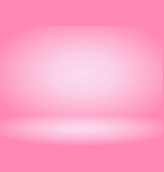 soft gradient pink background vector image