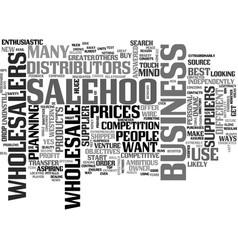 Why choose salehoo or use salehoo to source vector