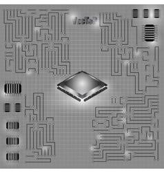 Motherboard 01 vector