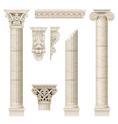 Set old classical columns vector