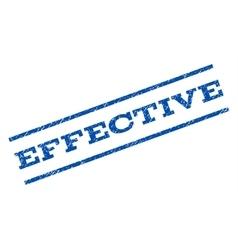 Effective Watermark Stamp vector