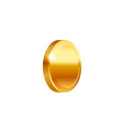 Gold coin vector