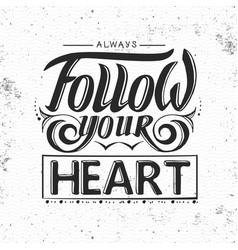 Grunge typography poster design lettering poster vector