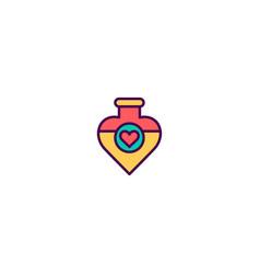 Potion icon design lifestyle icon design vector