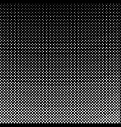Retro gradient halftone background pop art style vector