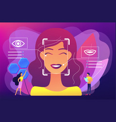 Emotion detection concept vector