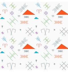 Latvian Pattern 3 vector image