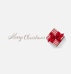 Modern holidays christmas background banner vector