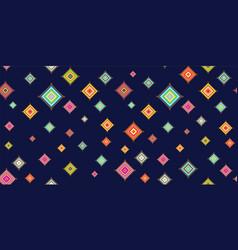 Ornamental graphic art decorative seamless vector