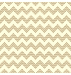 Seamless chevron pattern vector image