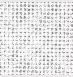Abstract weaving textile white texture vector