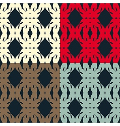 Bright pattern 4 vector image