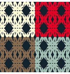 Bright pattern 4 vector