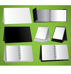 empty backgrounds for presentation vector image