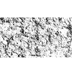 grunge texture black stone texture vector image