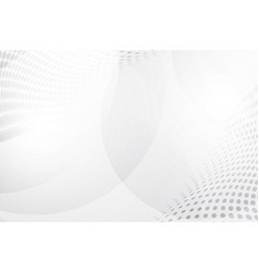 white abstract background gray abstract modern vector image