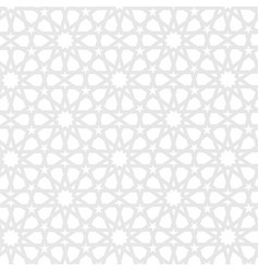 abstract seamless geometric pattern with vector image