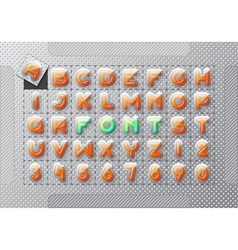 Pills font 3 01 vector