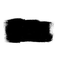 roller paint texture vector image