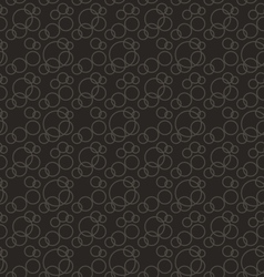 Seamless Pattern Stylish Texture with Interlacing vector