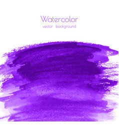 violet purple lilac grunge marble watercolor vector image