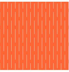 Vertical striped seamless pattern endndless vector