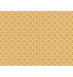 vintage pattern for Day of Valentine vector image vector image