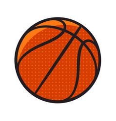 basketball 001 vector image vector image