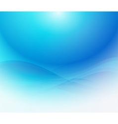 Wave ornate background halftone vector image