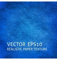 Blue paper background vector image