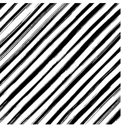 Monochrome striped background vector
