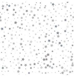 scandinavian seamless pattern with stars stock vector image