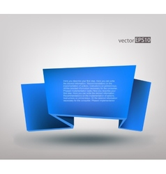 3d geometric shaped vector image