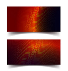 Abstract wavy background3 vector