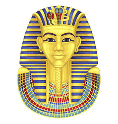 Ancient culture sing and symbolpharaoh vector