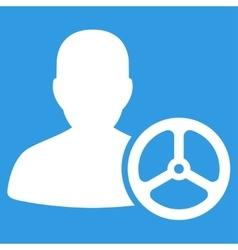 Driver Icon vector