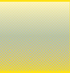 halftone circle pattern background - gradient vector image vector image