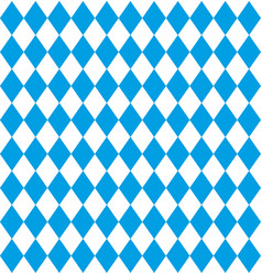 Seamless wallpaper bavarian oktoberfest flag vector