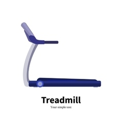 Training apparatus treadmill vector