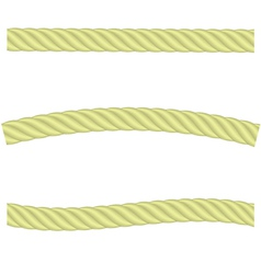 Rope vector