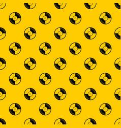 Vinyl record pattern vector