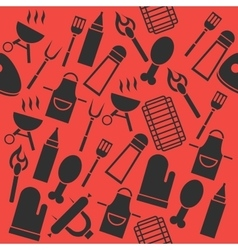 Grill Barbecue collage vector image