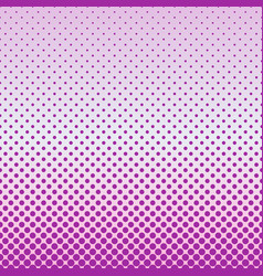 abstract gradient halftone dot pattern background vector image vector image