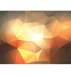 abstract polygon background 2402 vector image vector image