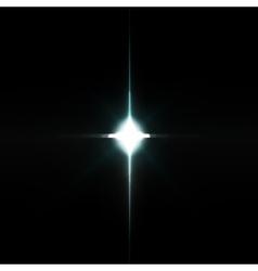 Lens flare vector