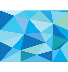 Prism background vector