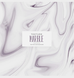 stylish marble texture background design vector image
